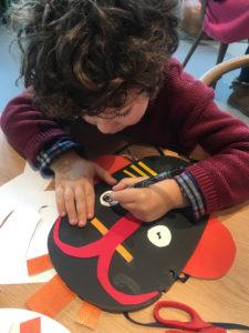 Atelier masques Arty/Lab/artkidscompany