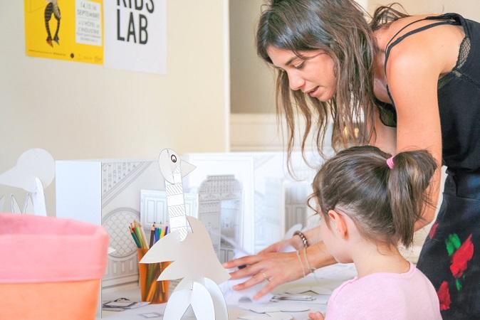 Art Kids Lab : les evenements et ateliers pour enfants Art Kids Company